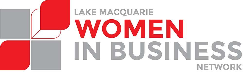 Lake Macquarie Women in Business Network Logo
